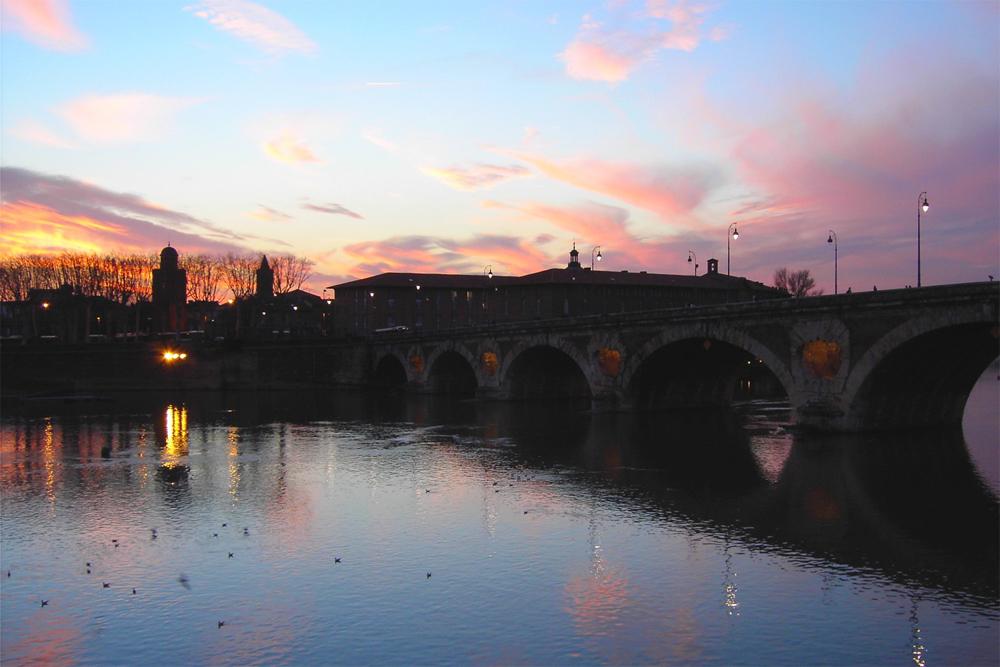 Quartier Bourrassol à Toulouse