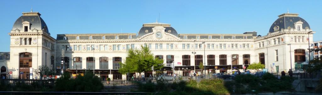 Quartiers Marengo-Jolimont à Toulouse - Gare Matabiau