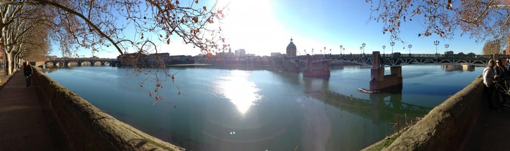 Rive gauche Toulouse