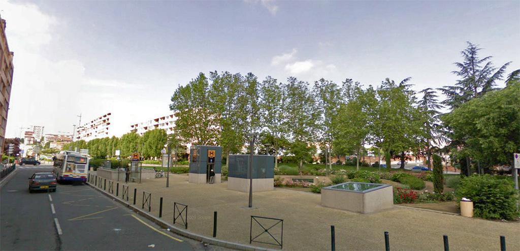 quartier roseraie - Toulouse