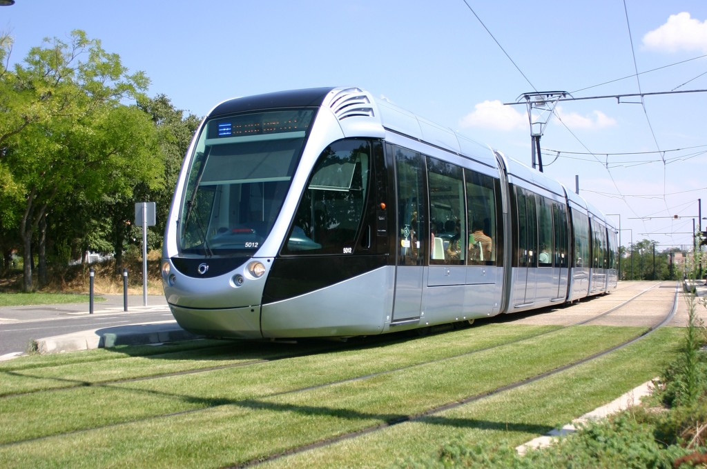 Transports en commun à Toulouse - Tramway