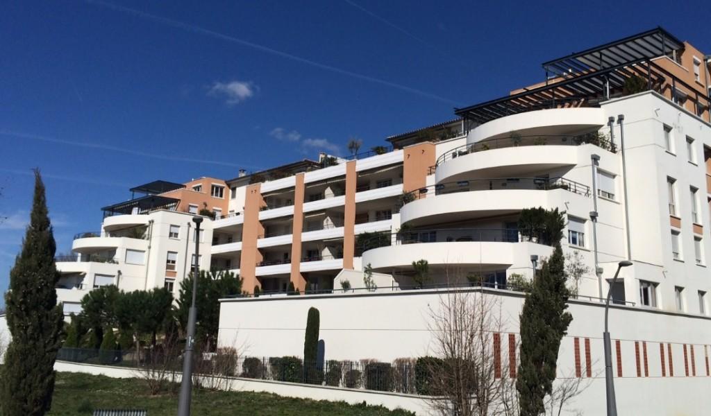 Toulouse grande terrasse