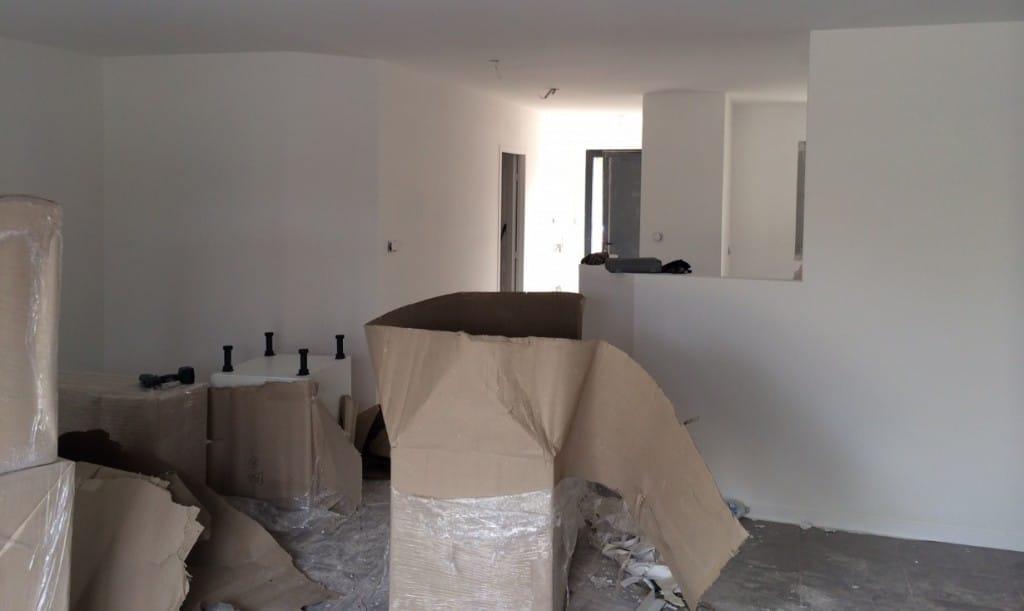Modification logement neuf
