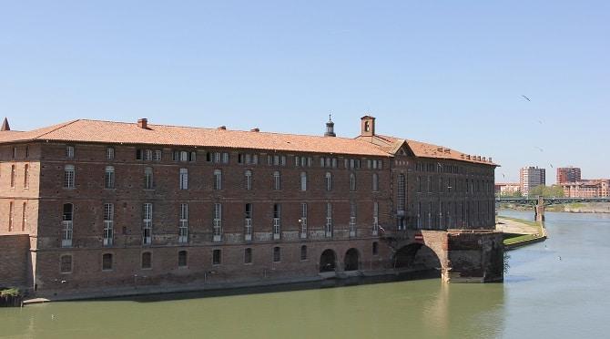 Toulouse : la ville rose