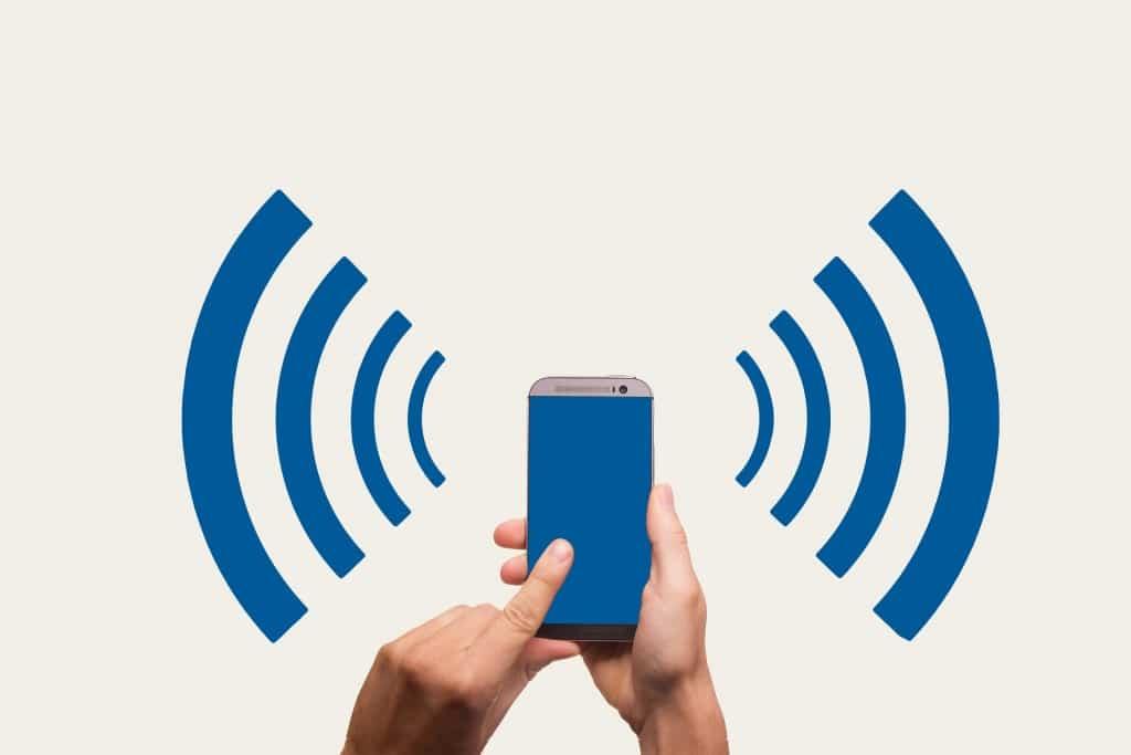 le portable gère les fonctions du bâtiment connecté