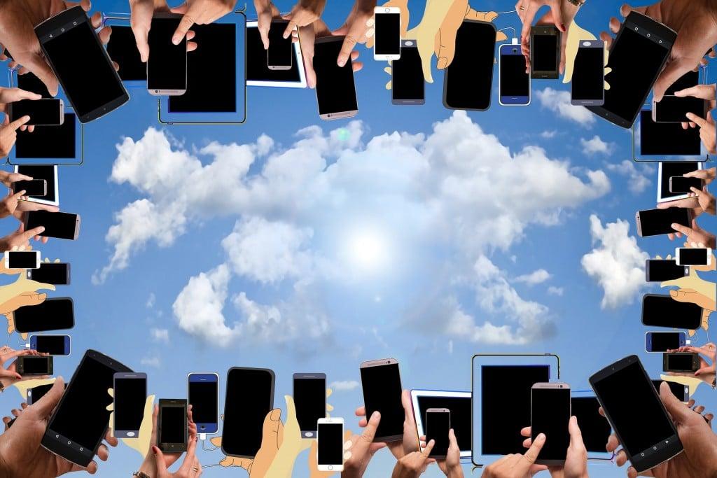 Soyer tous connectés grâce à votre smartphone