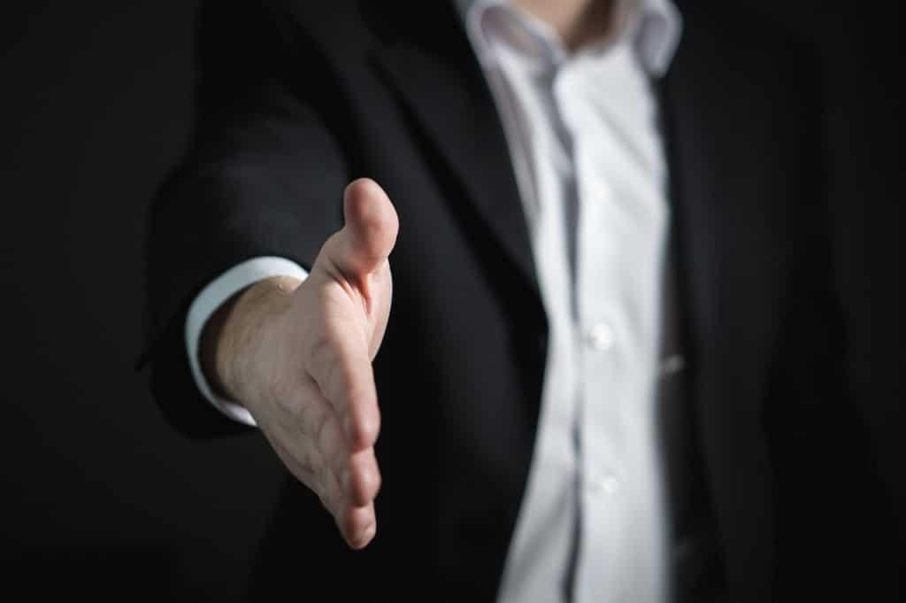 Accord pour vendre son terrain à un promoteur