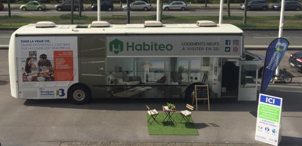 Habiteo Truck propose sa solution pour les promoteurs immobiliers
