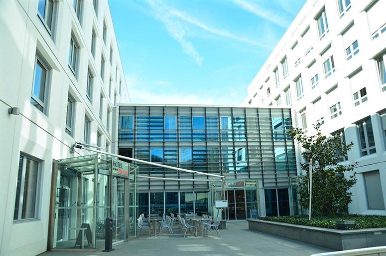 Locaux de coworking immobilier à Lyon