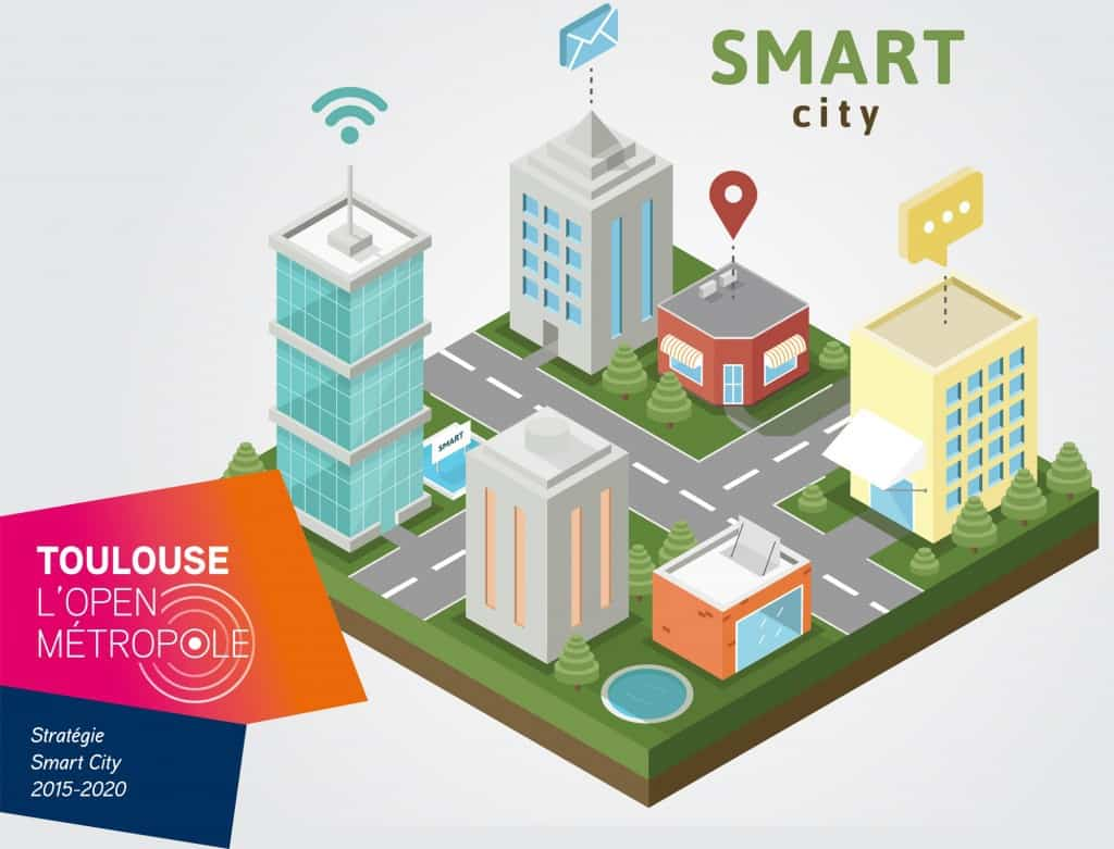 Smart City : Toulouse Métropole