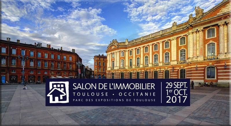 Le salon de l'immobilier à Toulouse