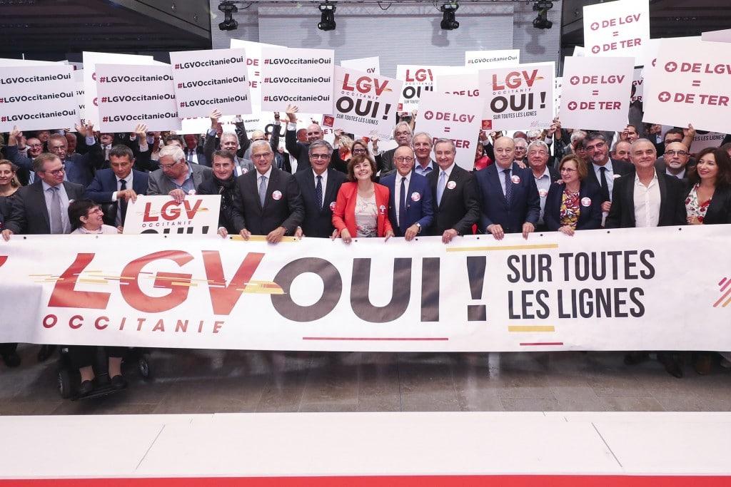 LGV Occitanie Oui : une mobilisation réussie