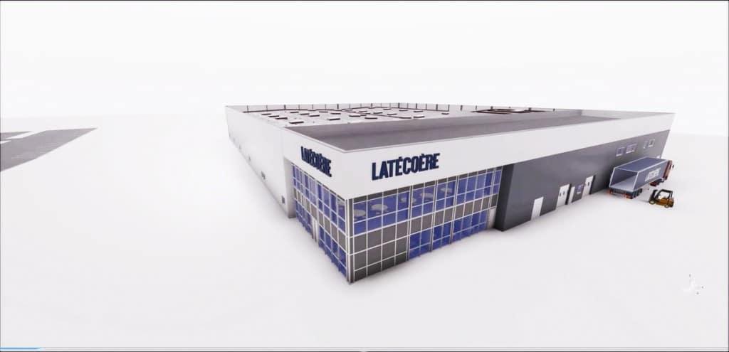 Le groupe Latécoère va avoir une nouvelle usine digitale à Toulouse