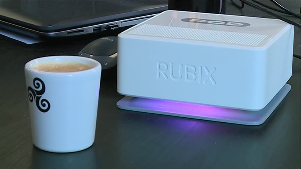 Rubix Pod en action