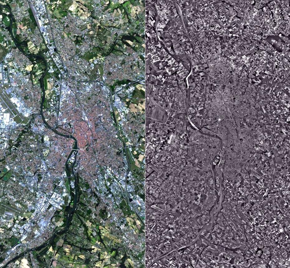 Comparaison ville Toulouse