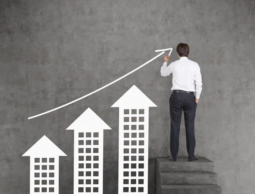 Record de ventes pour l'immobilier ancien