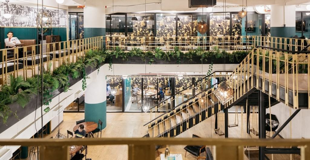 Wework : le leader mondial du coworking forge son empire immobilier