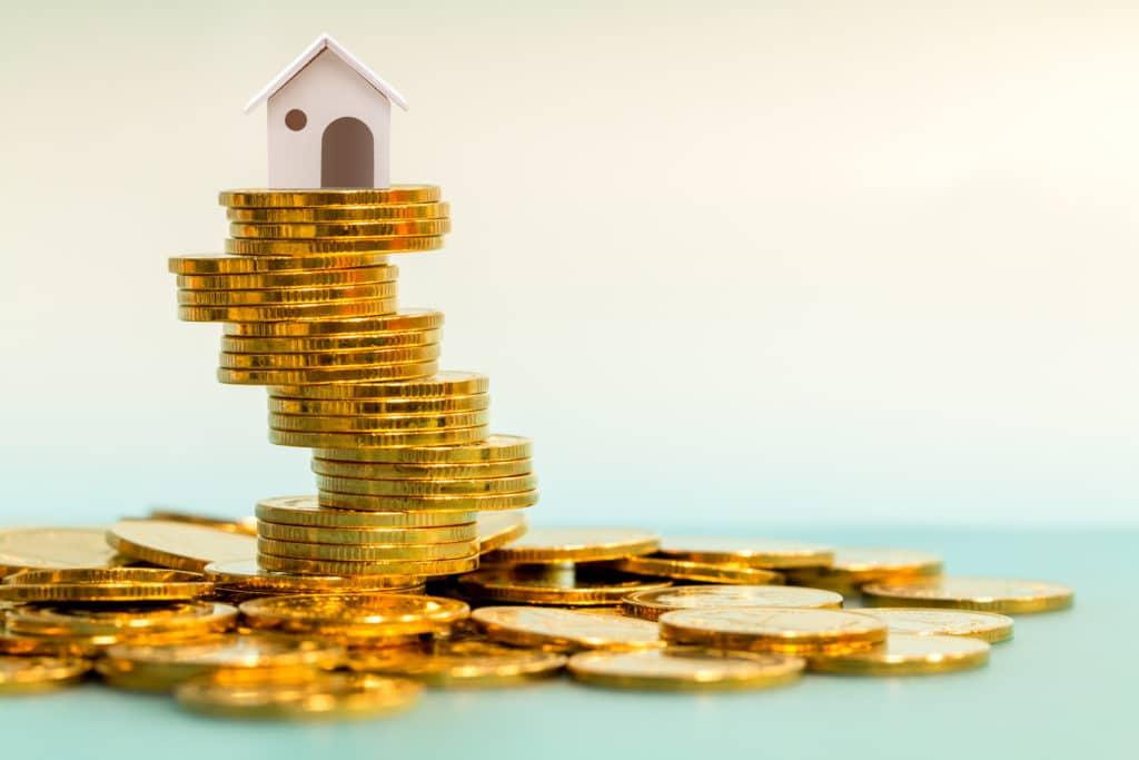 Inflation des prix de l'immobilier