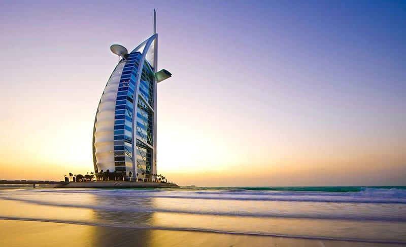 Burj-al-Arab-Dubaï