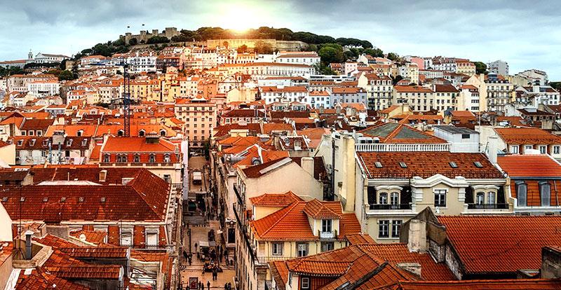 Ville de Lisbonne