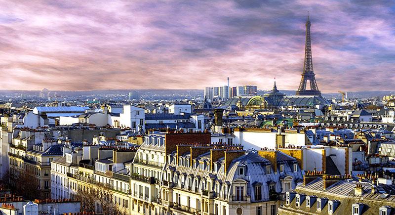 La ville de Paris et ses logements luxueux
