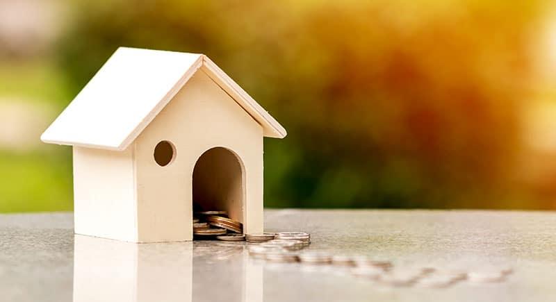 Maison représentant une plus-value immobilière