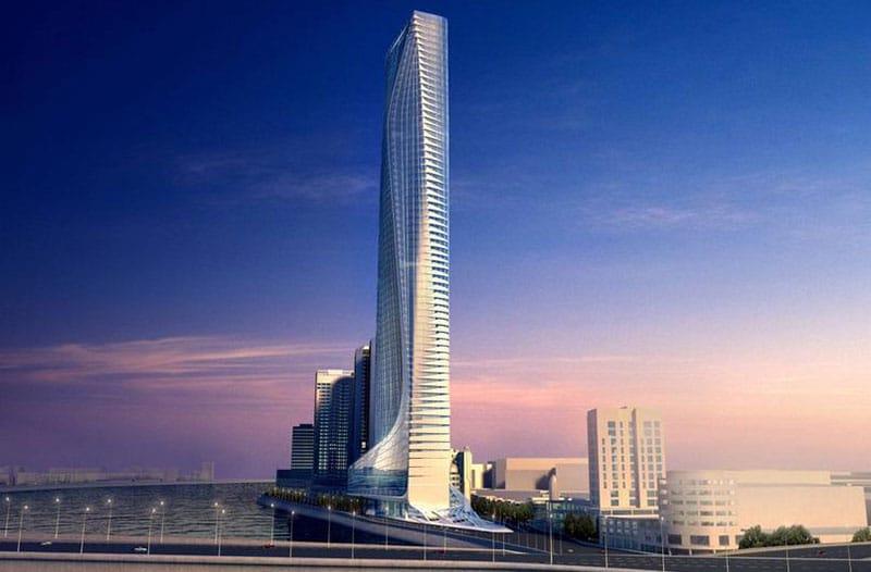 La Nile Tower sera la plus haute d'afrique