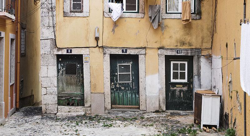 Un immeuble qui pourra être rénové grâce à l'aide fiscal
