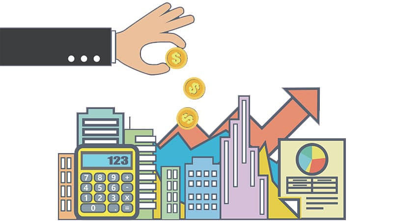 Illustration du crowdfunding immobilier