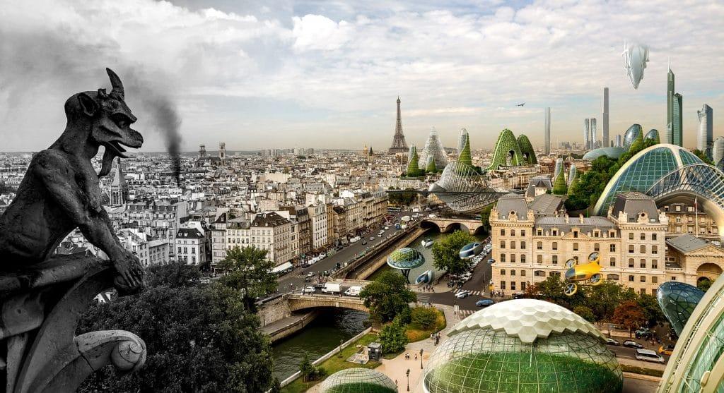 Paris en 2050